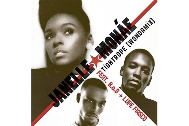janelle mone featuring bob lupe fiasco tightrope wondamix