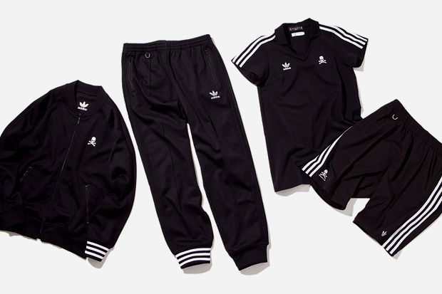 huge selection of c0357 4a669 Complimenting the mastermind JAPAN x adidas Originals ...