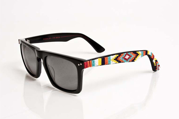 mosley tribes beaded lydel 1 Mosley Tribes Lyndel Beaded  Sunglasses