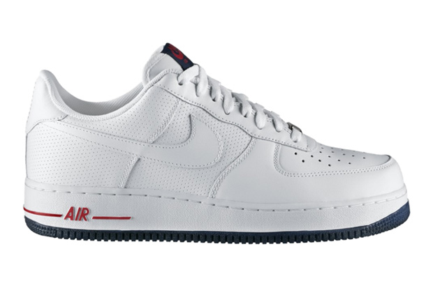 the best attitude 1f477 690ea Nike drops a new clean-cut Air Force 1 ...
