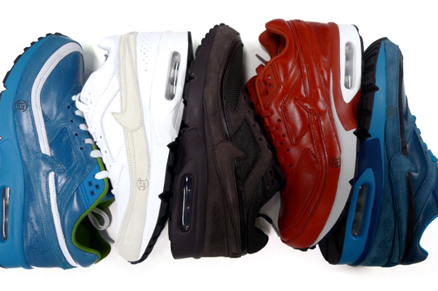 nike clot air max bw set CLOT x Nike Air Max BW Set