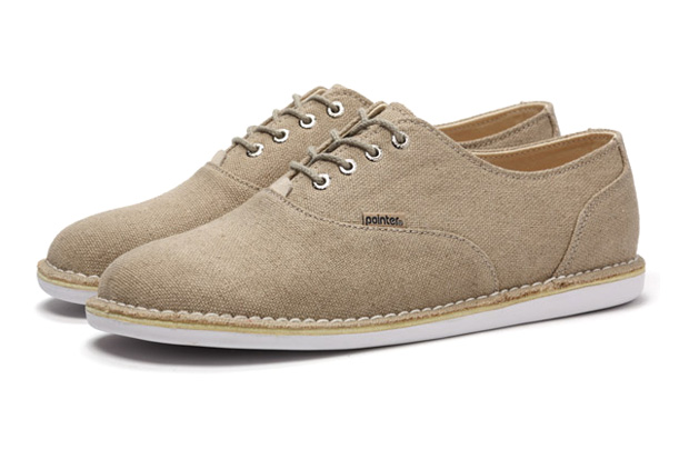 pointer 2010 springsummer collection oxford canvas