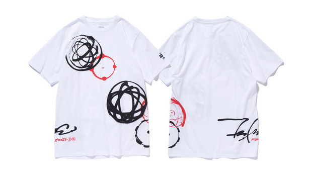 Stussy 30th Anniversary XXX T-shirt Collection Group 4