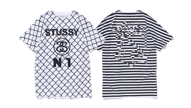 stussy 30th anniversary xxx tshirt collection group 4
