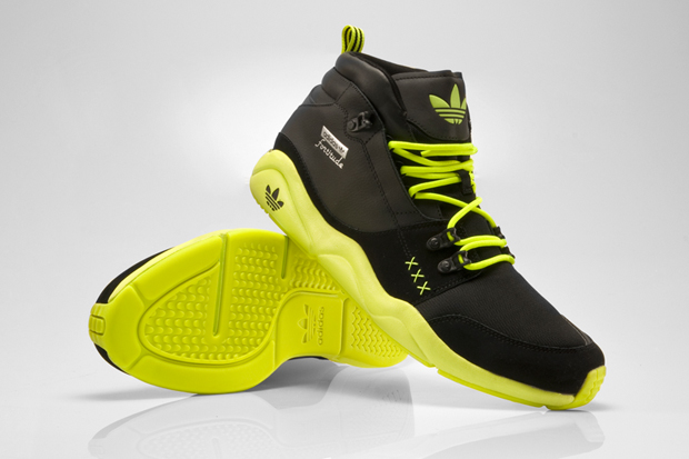 adidas neon collection