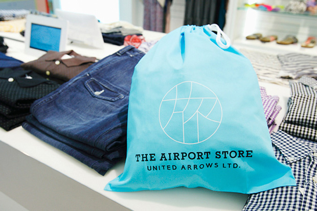 airport store united arrows