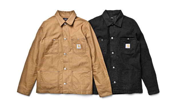 apc carhartt capsule collection