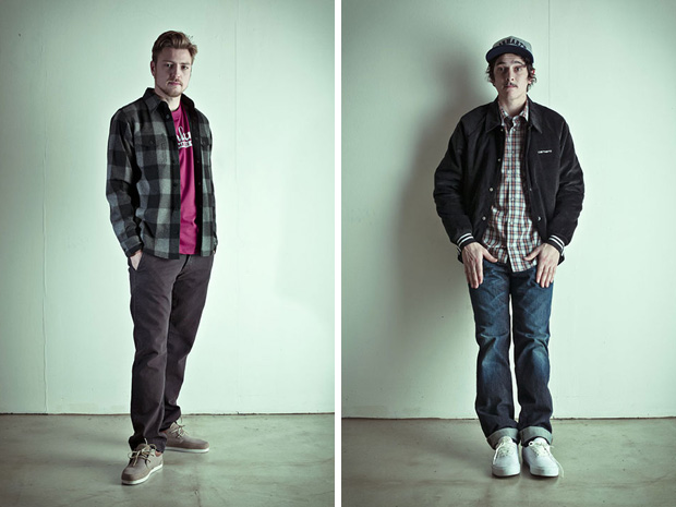 carhartt 2010 fallwinter lookbook