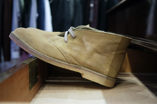 CLOSED 2010 Fall/Winter Chukka Boots | HYPEBEAST
