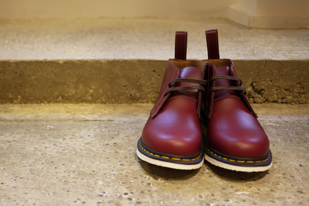 dr martens comme des garcons 2010 fallwinter collection