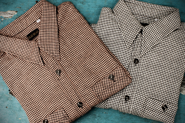 flathead houndstooth shirts 1 Flat Head Houndstooth Shirts