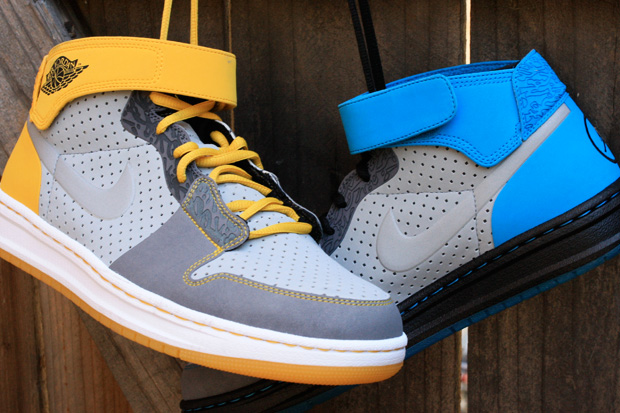 e5a6afd1c2a Jordan Brand previews two upcoming colorways in its Air Jordan Alpha AJ1  Outdoor.