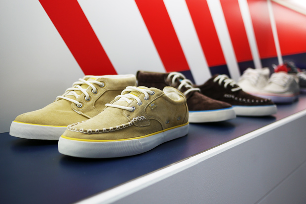 lacoste stealth 2011 springsummer collection preview