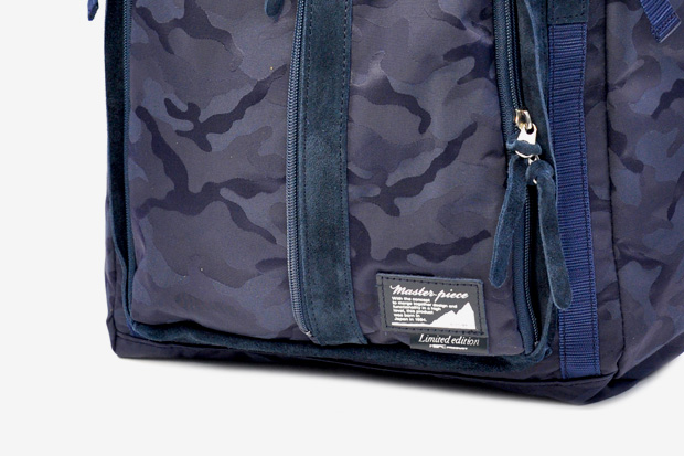 masterpiece 2010 fallwinter indy camouflage navy collection