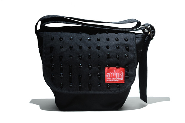 milk manhattan portage 9th anniversary messenger bag