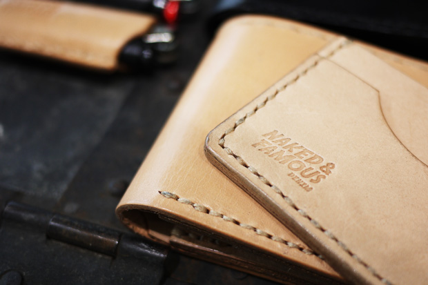 naked famous denim accessories collection