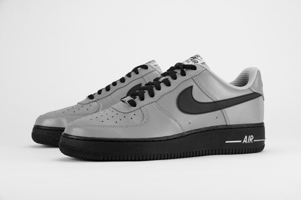 nike air force 1 premium 3mblack