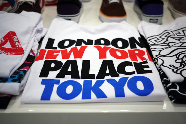 palace 2010 fallwinter tshirt collection