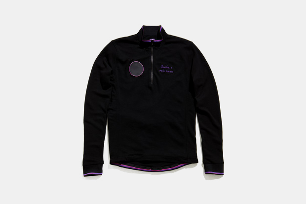 rapha paul smith capsule collection preview