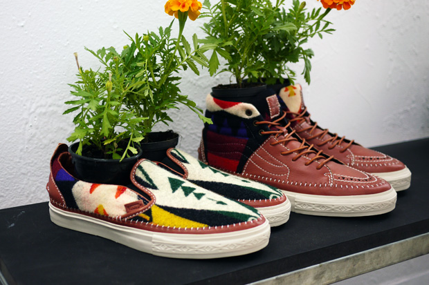 pendleton taka hayashi vans vault 2010 fall collection preview