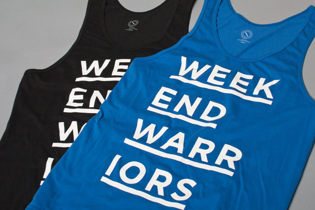 saturdays nyc warriors radness collection