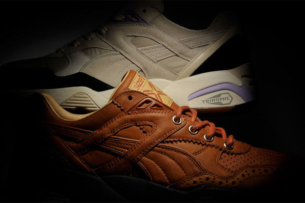 size sneaker freaker puma r698 reaction collection
