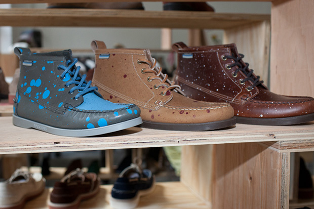 stash sebago collection preview
