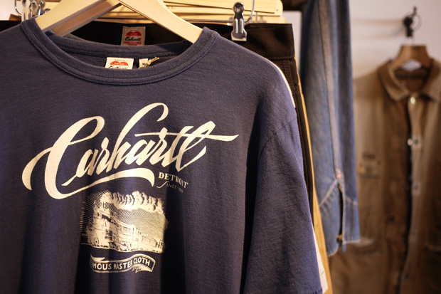 carhartt heritage line 2011 springsummer collection preview