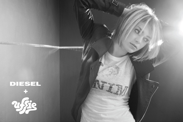 uffie diesel capsule collection