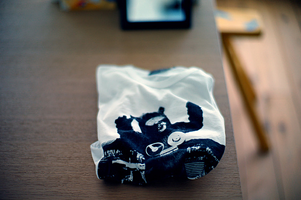 undercover obscura tshirt