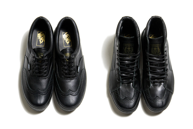 vans 2010 fallwinter leather pack
