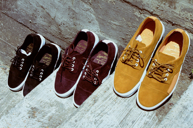 vans syndicate luke meier