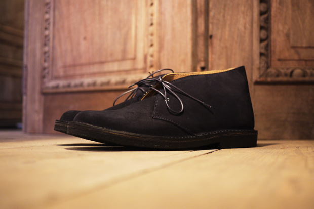Adam Kimmel 2010 Fall/Winter Chukka Boot | HYPEBEAST
