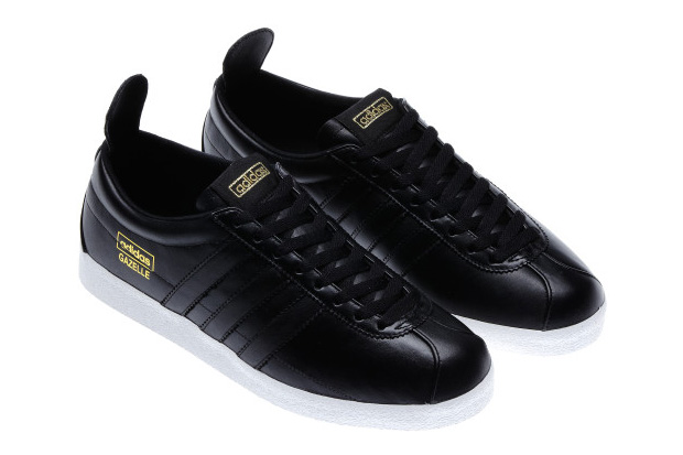 adidas originals gazelle vintage blackwhite