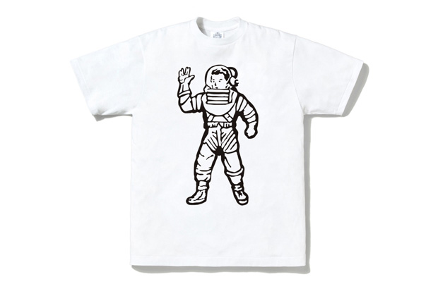 billionaire boys club authentic astronaut tshirt