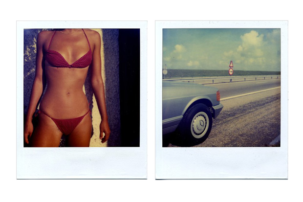 christopher makos polaroids exhibition