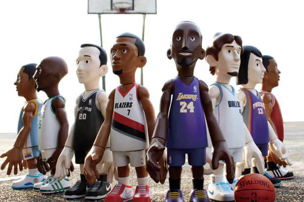 coolrain mindstyle nba mini figures series 1 CoolRain x MINDstyle x NBA Mini Figure Series 1