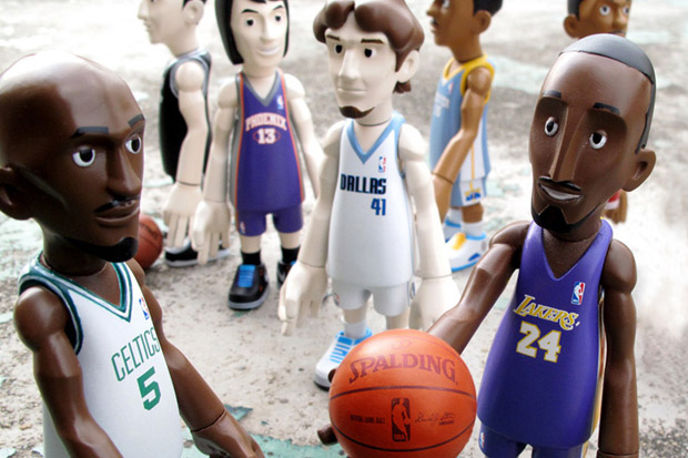 coolrain mindstyle nba mini figures series 2 CoolRain x MINDstyle x NBA Mini Figure Series 1