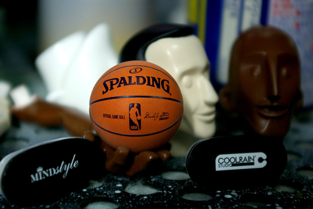 coolrain mindstyle nba mini figure series 1