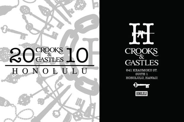 crooks castles hawaii store opening