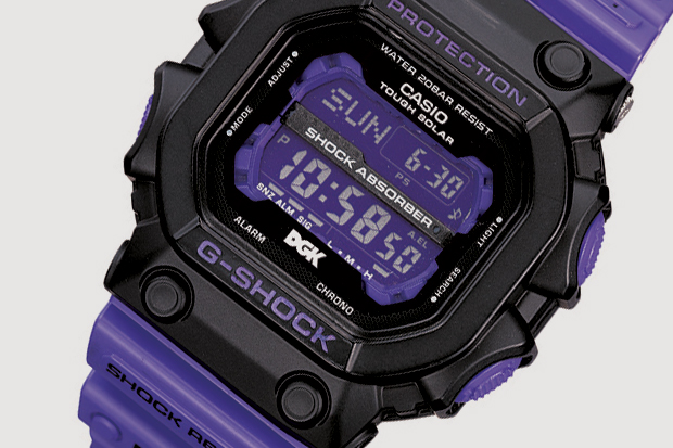 G-Shock Jason yellow G-001-9DR