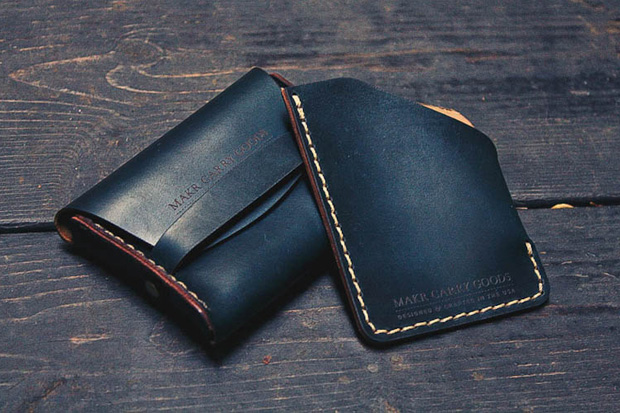 makr carry goods acrimony wallets