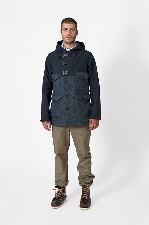 nigel cabourn 2010 fallwinter collection 2