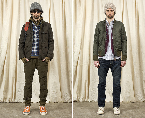 nonnative 2010 fallwinter collection