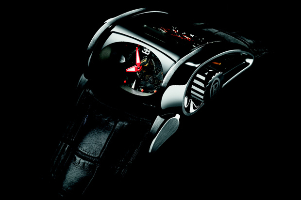 parmigiani bugatti super sport watch 1 Parmigiani Bugatti Super Sport Watch