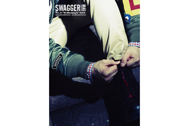 swagger mag vol 4 marching issue