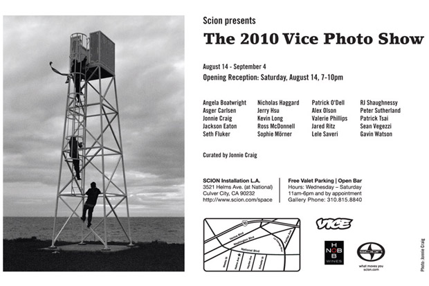 vice 2010 los angeles photo show
