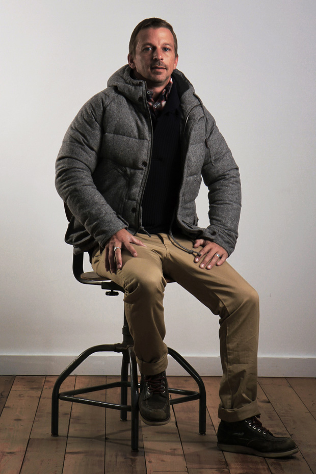 wings horns 2010 fallwinter collection lookbook