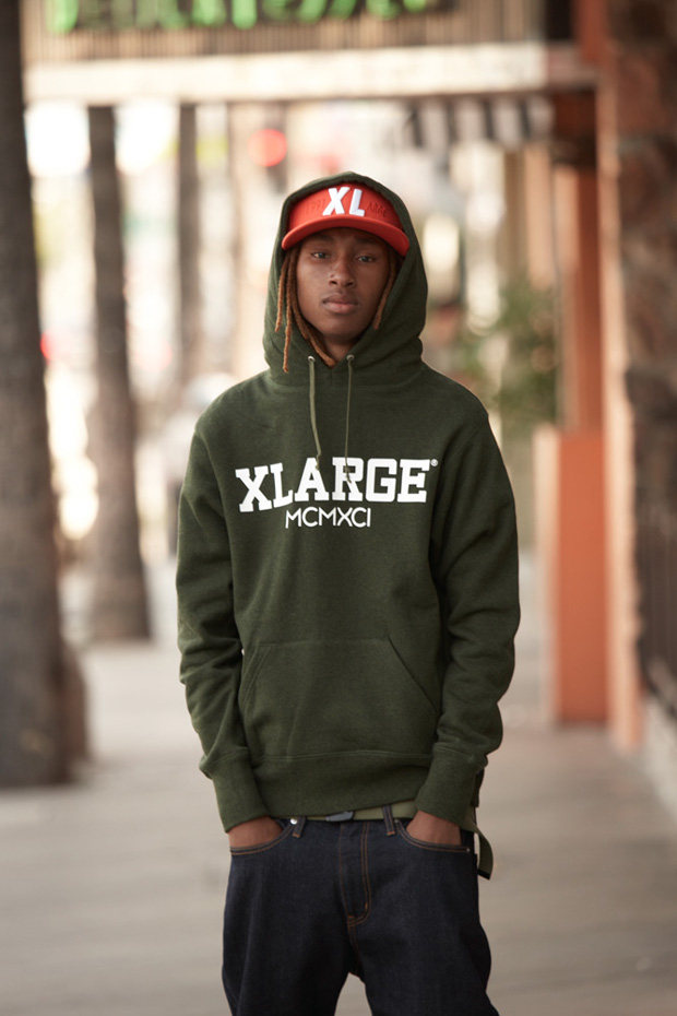 xlarge 2010 fall lookbook