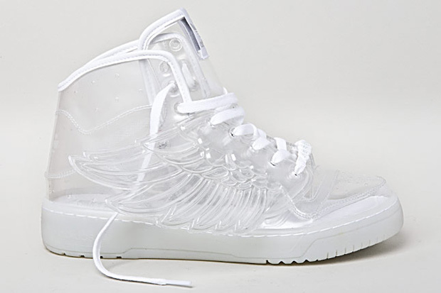 jeremy scott x adidas originals by originals 2011 springsummer js wings clear